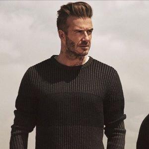 Modern Essentials by David Beckham H&M Sweater.